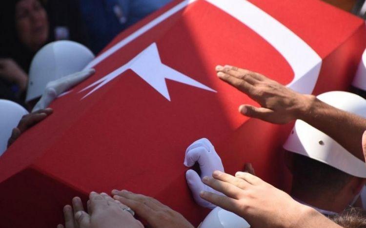 Terrorçuların hücumu nəticəsində Türkiyə hərbçisi şəhid olub