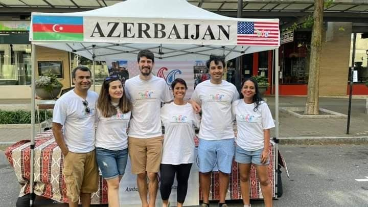 Ölkəmiz ABŞ-dakı beynəlxalq yemək festivalında təmsil olunub