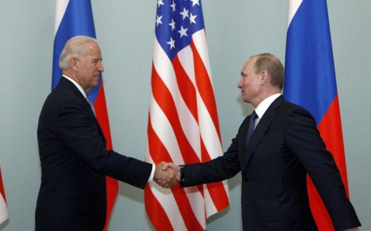Baydenlə Putinin gələn ay görüşəcəyi haqda  Peskovdan açıqlama