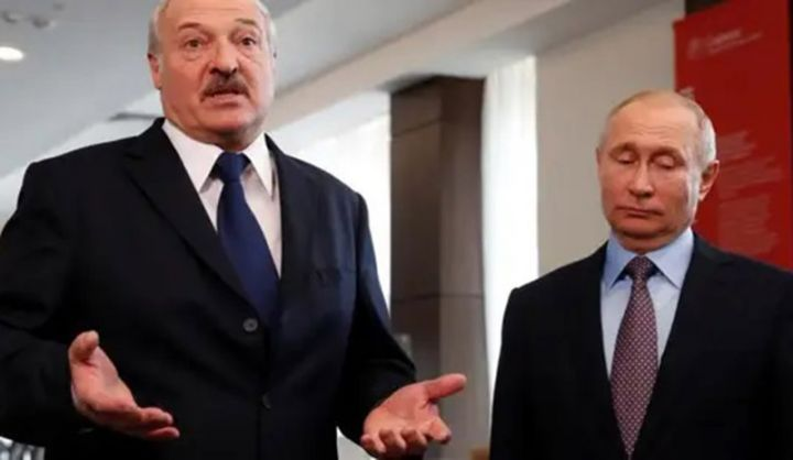 Lukaşenko Putindən daha 3 milyard dollar istəyib