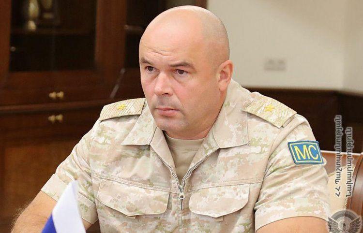 Sülhməramlıların yeni komandiri Kosobokov kimdir?
