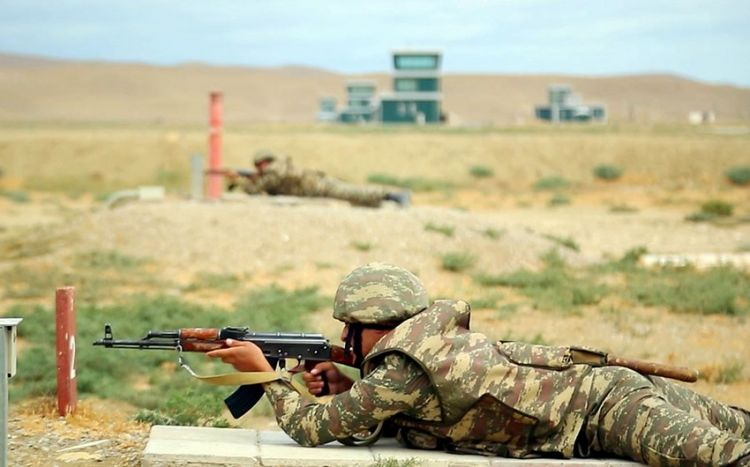 Azərbaycan Ordusunda MAXE-lərin toplanışı başlayıb -  VİDEO