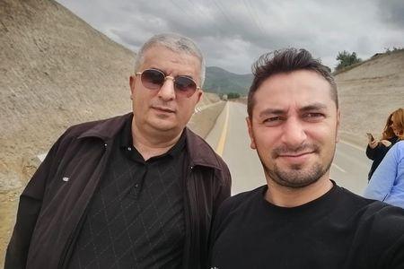 """10844 gün sonra Şuşada! Nazim Sabiroğlunun """"Zəfər"""" yolunda verdiyi açıqlama... -  FOTO - VİDEO"""