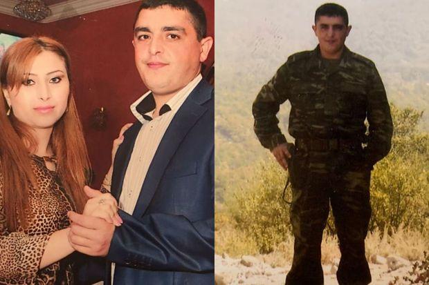 """""""Baxışından bilirdim ki, ürəyindən nələr keçir"""" - Şəhidin həyat yoldaşı"""