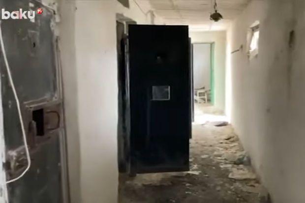 Şuşa həbsxanasının son görüntüləri –  VİDEO