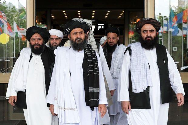 """""""Taliban"""" hökumət başçısının ilk rəsmi fotosunu dərc edib –  FOTO"""