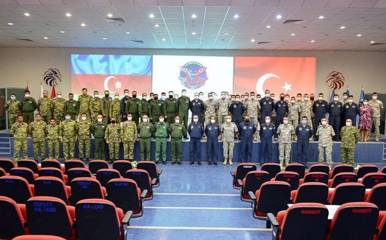 Azərbaycan-Türkiyə birgə təlimləri başa çatıb -  FOTO