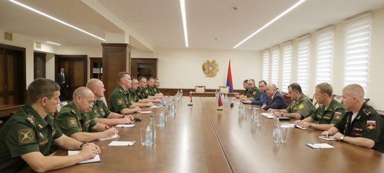 Arşakyan:  Erməni generallar Kremlin agentləridir