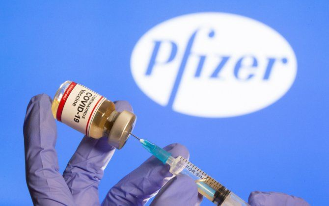 """""""Pfizer"""" peyvəndinin üçüncü dozası immuniteti 10 dəfədən çox artırır?-  İsrail alimləri"""