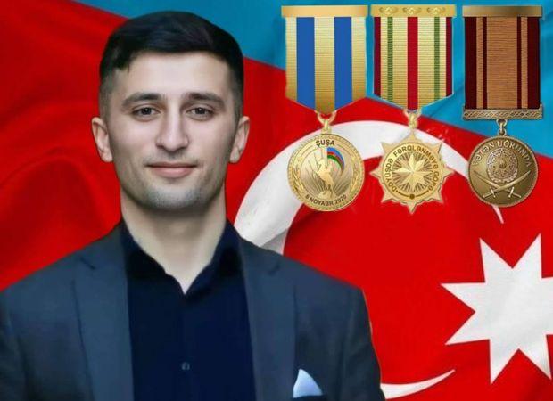 Bu gün Vətən müharibəsi şəhidinin doğum günüdür -  FOTO