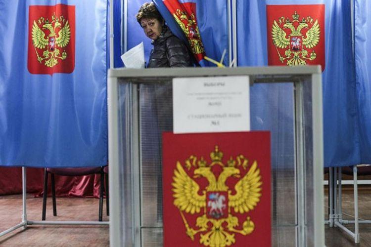 Rusiyanın hakim Vahid Rusiya Partiyası seçkilərdə qələbəsini elan edib