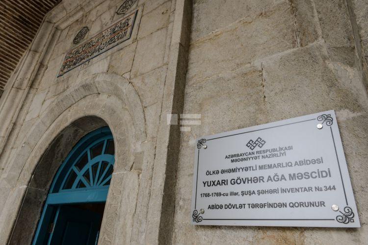 Tarixi abidələrin pasportları hazırlanıb, mühafizə zonaları müəyyən edilib - FOTO