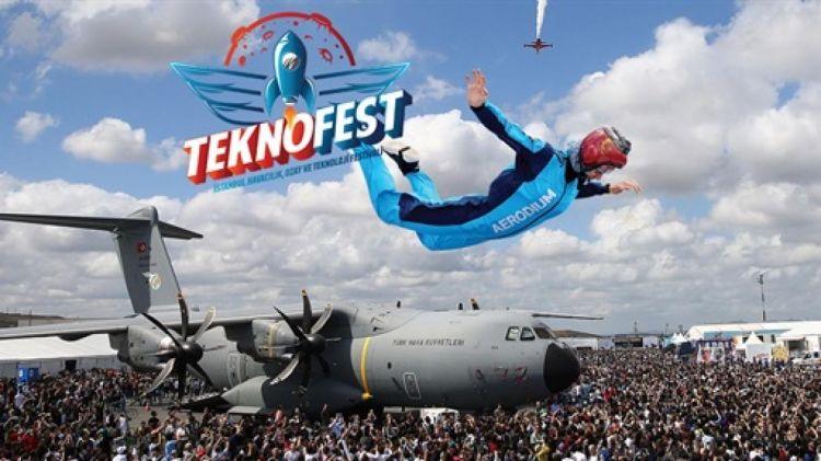 """""""Texnofest-2022"""" festivalı Azərbaycanda keçiriləcək -  FOTO"""