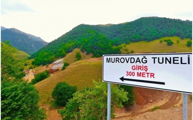 """Murovdağ tuneli ilə bağlı rəsmi açıqlama:  """"Reallıqda bu mümkün deyil..."""""""