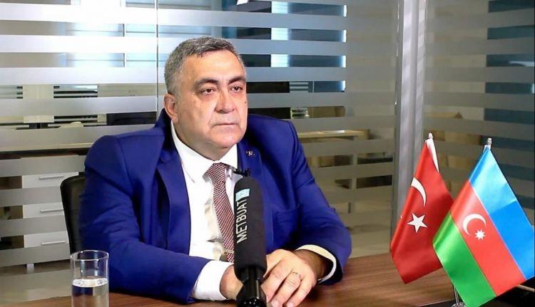 Türk general: Kimsə Bakıya barmaq silkələyə bilməz -  VİDEO