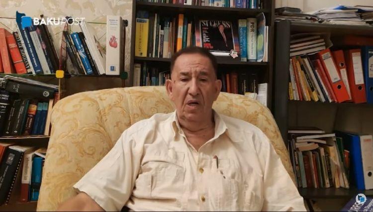 Professordan koronavirusla bağlı şok açıqlama - VİDEO