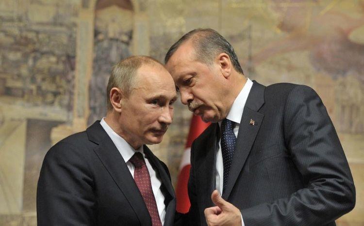 """Ərdoğan Putinlə olacaq görüşü haqda: """"Suriya məsələsində çətinliklərlə üzləşirik..."""""""
