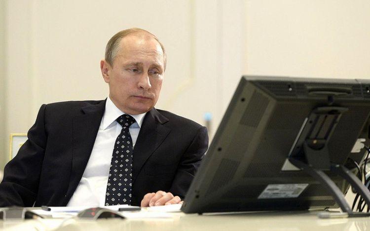 """Putin axır ki, istədiyi interneti əldə edir –  """"Vaşinqton Post"""""""
