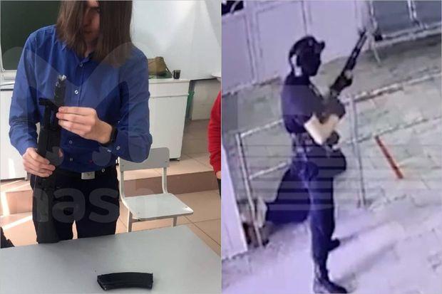 Məktəblərdə baş verən silahlı basqınlarla internetin əlaqəsi açıqlanıb