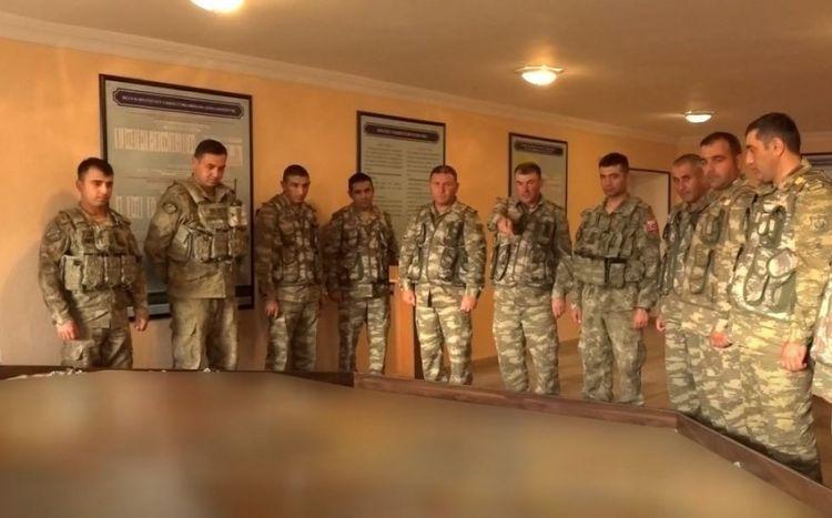 Azərbaycan və Türkiyə hərbçilərinin birgə təlimi davam edir -  VİDEO