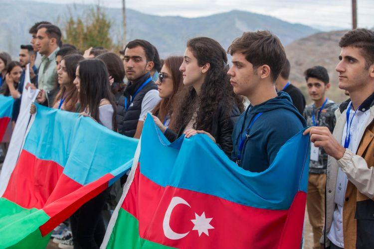 """""""Şəhid əmanətləri Şuşada"""" layihəsinə start verilib -  FOTO"""
