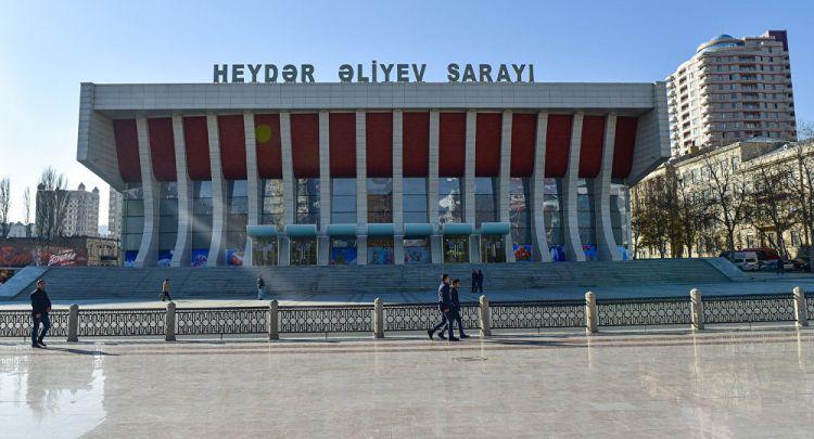 FHN Heydər Əliyev sarayında yanğın barədə məlumatı təkzib edib