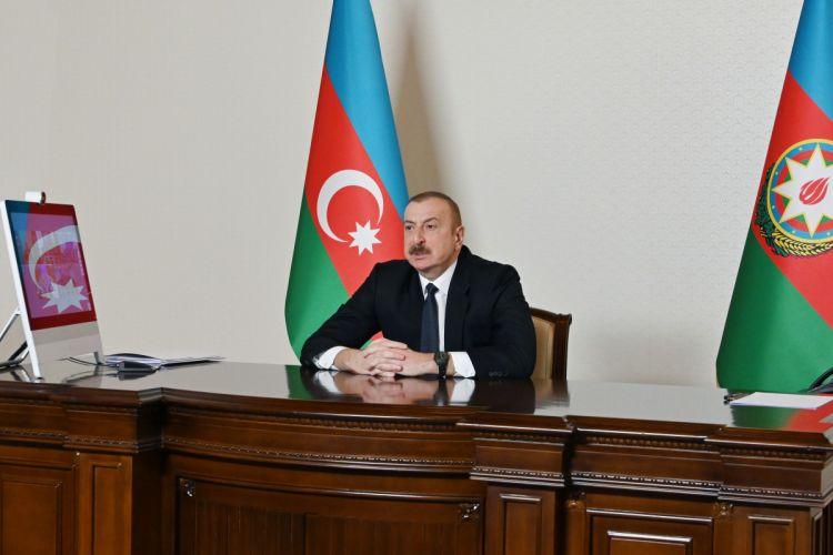 Prezident İlham Əliyev xalqa müraciət etdi -  CANLI