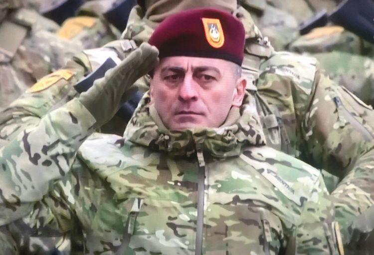 General-leytenant Hikmət Mirzəyev veteranlarla görüşüb -  VİDEO