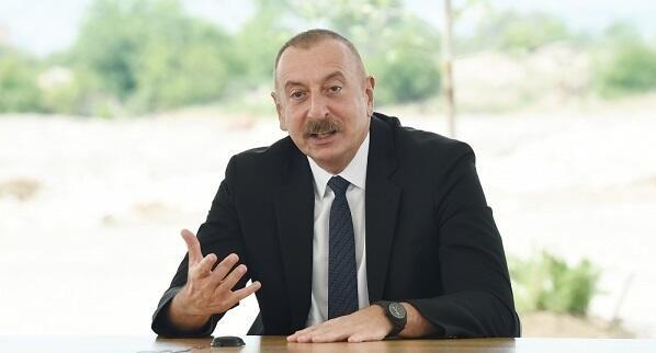 Prezident:  Rusiya Ermənistanı silahlandırması barədə dedi ki...