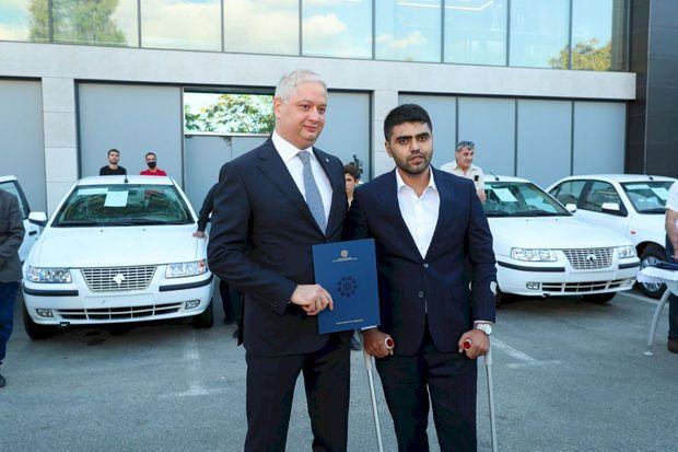 Dövlət Amin Musayevə avtomobil verdi –  FOTO