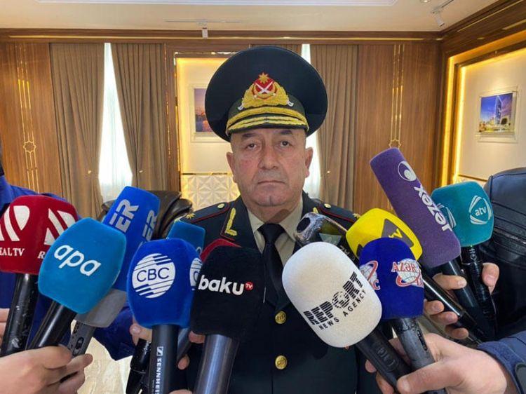 """""""Düşmən arxayın idi ki, yüksək hündürlüklər onlardadır və..."""" - General"""