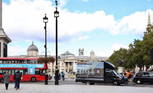 Londonda Anım Günü ilə bağlı məlumatlandırıcı aksiya təşkil edilib -  FOTO