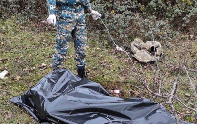 Şuşada 3 erməni hərbçisinin meyiti tapıldı