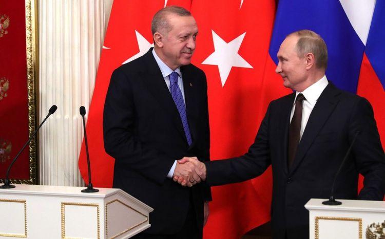 Ərdoğan-Putin görüşünün nəticələri –  Britaniya saytı