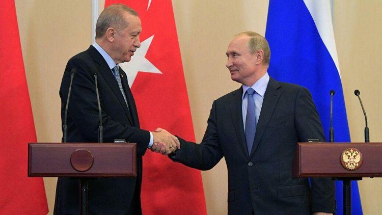 Putin-Ərdoğan görüşü:  Zəngəzur dəhlizinin taleyi həll olundu?