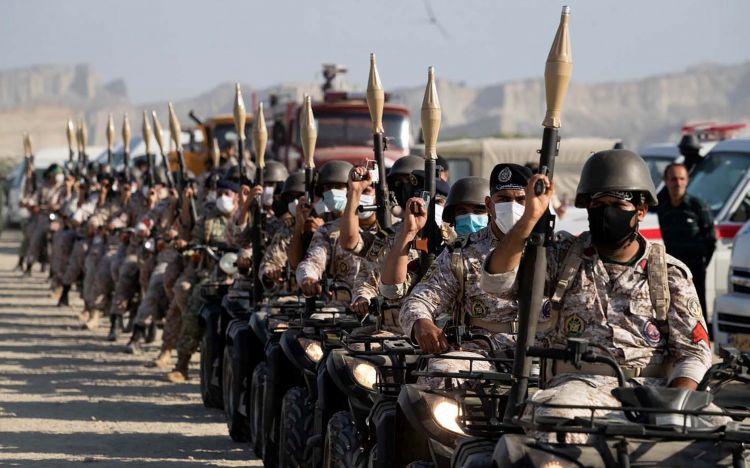 Ölkə xaricində 6 ordu yaratmışıq -  İran general adlarını çəkdi
