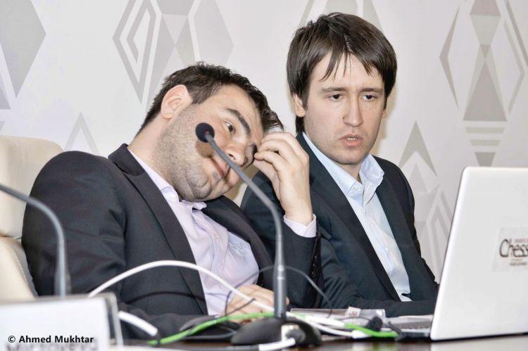 Rəcəbov Aronyana qalib gəldi, Məmmədyarov isə...