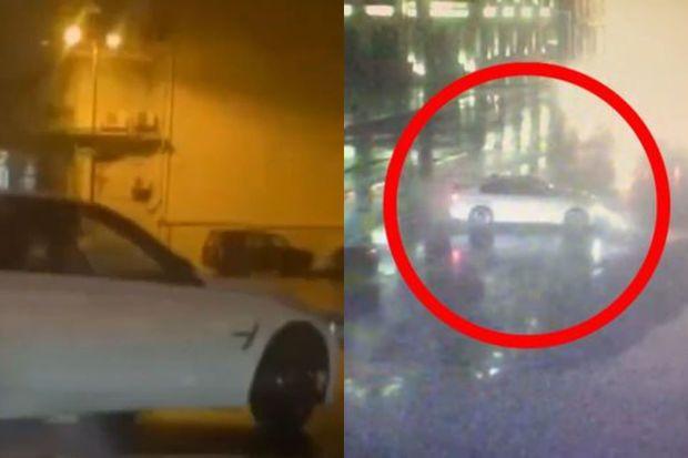 """Bakıda yağışlı havada """"avtoş""""luq edən sürücü həbs edildi -  FOTO/VİDEO"""