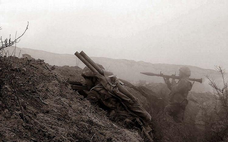Polkovnik düşmənin Horadiz istiqamətində əks-hücum cəhdinin necə alındığını açıqlayıb
