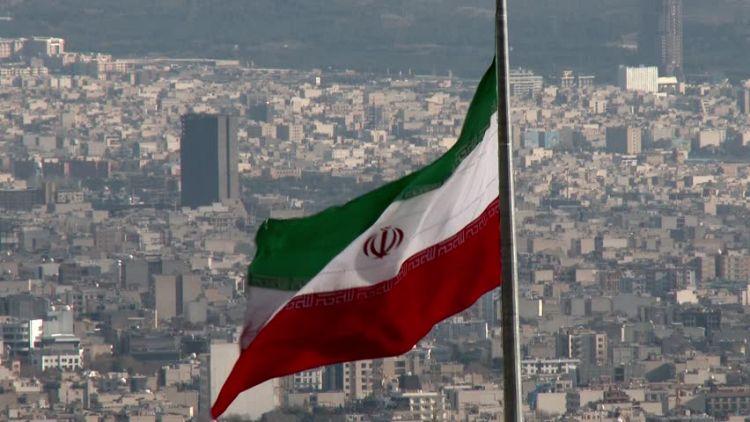 İranın Dövlət atributuna qarşı edilən hərəkət qəbuledilməzdir –  VİDEO