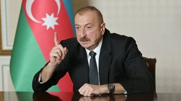 """İlham Əliyev:  """"Onlar dörd nəfəri qətlə yetiriblər..."""""""