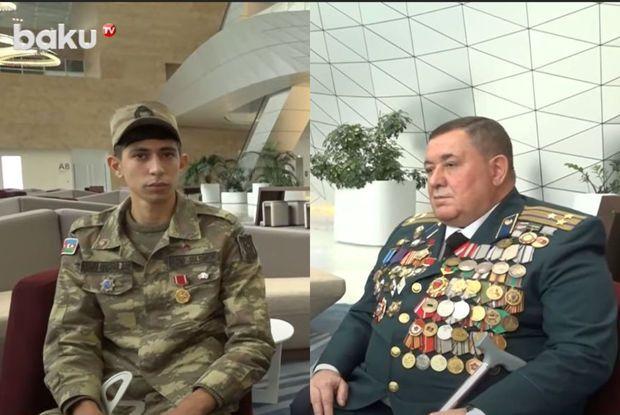 Qarabağ müharibəsinin uğur hekayələri -  VİDEO