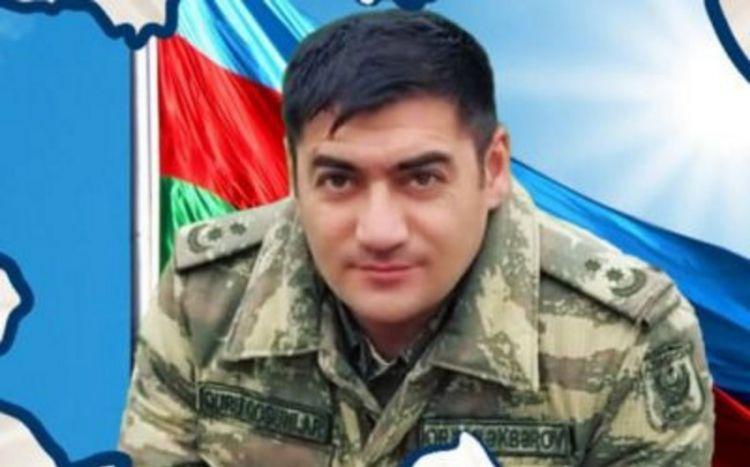 Şəhid polkovnik-leytenantın anım günüdür
