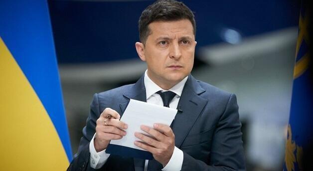 Zelenski Saakaşvilinin müdafiəsinə qalxıb