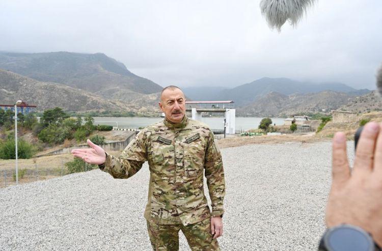 Prezident alban-udi kilsəsində: Erməni kilsəsi olsaydı, bu günə salardılar?! - VİDEO