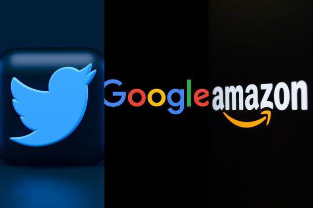 """""""Twitter"""", """"Google"""" və """"Amazon"""" da çökdü"""