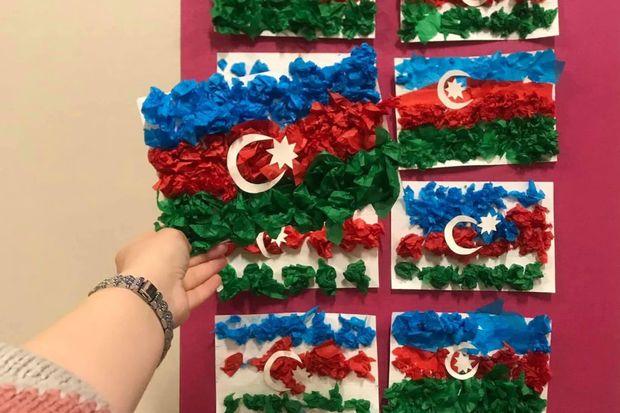 """Finlandiyada təhsil alan soydaşımız """"Azərbaycan həftəsi"""" təşkil edib -  FOTO"""