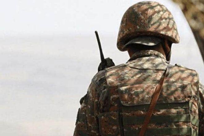 Azərbaycan itkin düşən erməni hərbçini Ermənistana qaytarıb