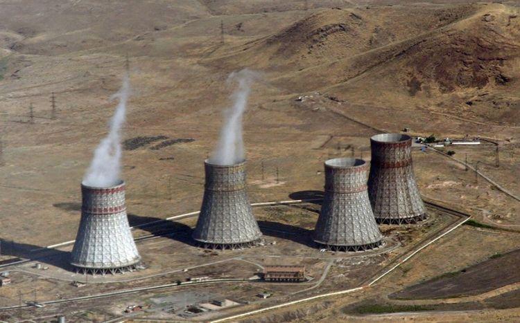 Ermənistan yeni atom elektrik stansiyası tikməyi planlaşdırır