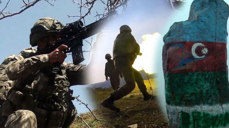 Hadrut əməliyyatının iştirakçıları danışdı - FOTO/VİDEO